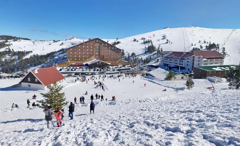 Kartalkaya Kayak Merkezi ile ilgili görsel sonucu
